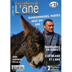 25 - Randonner avec un âne - Naissance en direct