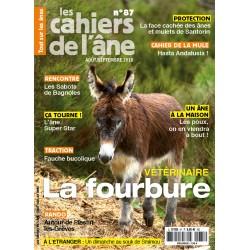 87 - Fourbure (s), ânes et mulets à Santorin, poux...