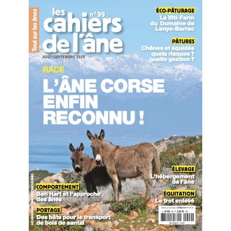 99 - Âne Corse race reconnue - Viti Farm