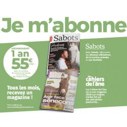 Duo :  Cahiers de l'Âne + Sabots