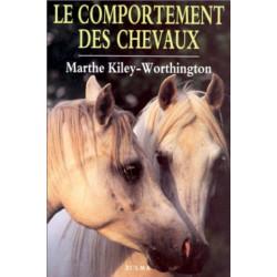 Le comportement des chevaux